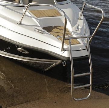 лестница на лодку цена