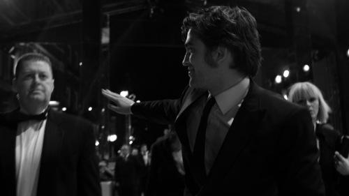 Robert Pattinson, BAFTA 2010