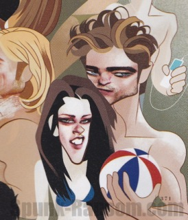 Роберт Паттинсон, Vanity Fair