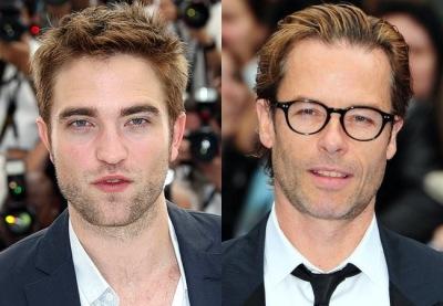 Robert Pattinson, Guy Pearce