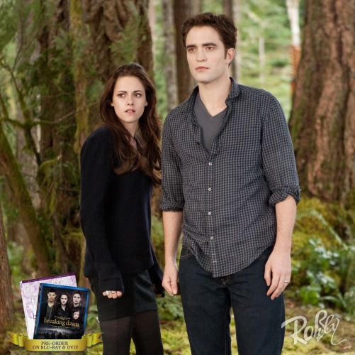 Robert Pattinson, The Twilight Saga: Breaking Dawn - Part 2