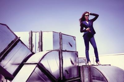 Фотосессия Нины для Fashion Magazine [Новые фото]