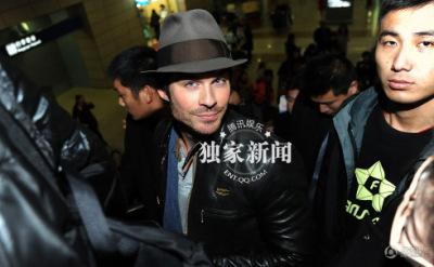 Йен в аэропорту Шанхая [27 декабря]