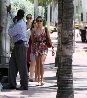 Нина в Майами [19 августа]