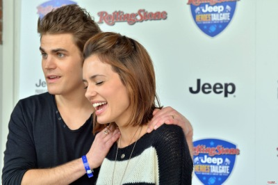 Rolling Stone Hosted Jeep Heroes Tailgate [3 февраля]