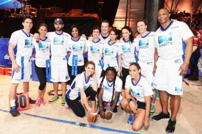 DIRECTV'S Seventh Annual Celebrity Beach Bowl [2 февраля]
