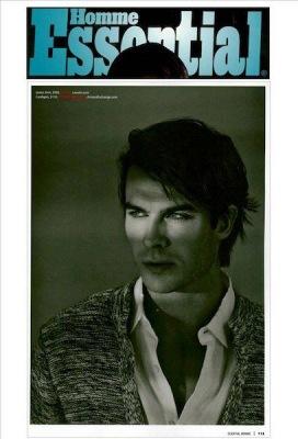 Essential Homme Magazine (September)
