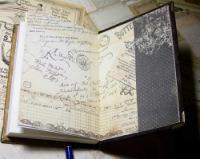 Ежедневник в стиле стимпанк (Фото 6)