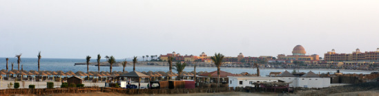 Марса Алам, Эль Кусейр, Hilton Marsa Alam Nubian Resort 5*