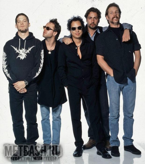 Jason Kirk Stock Photos Jason Kirk Stock Images: Лихие 90-е: Фото-коллекция Metallica времён Load/Reload #1