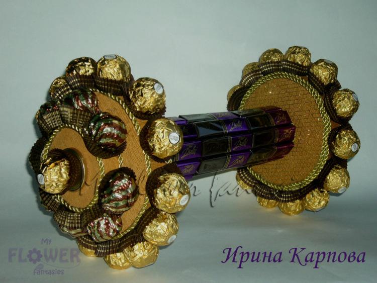 sp63.ru совместные покупки: Просмотр темы - Букеты и композиции из конфет.