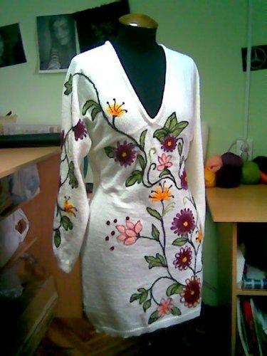 Вышивка бисером на одежде узоры - Мир Бисера.