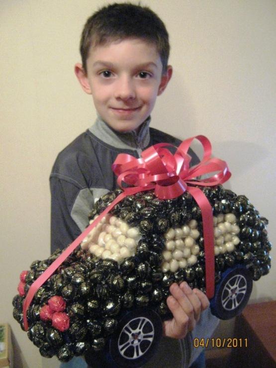 Подарок ребенку своими руками мастер класс