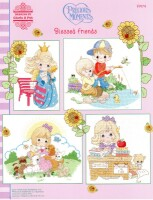 Название: Gloria & Pat PM 74: Blessed Friends Издательство: Precious Moments Номер: 74 Формат: jpeg Размер...
