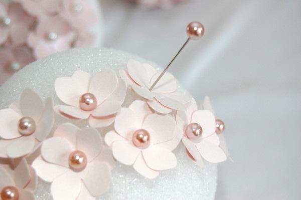 Декоративный шар на свадьбу своими руками - Status-style.ru