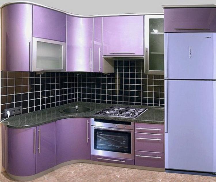 Кухни 6 м фото