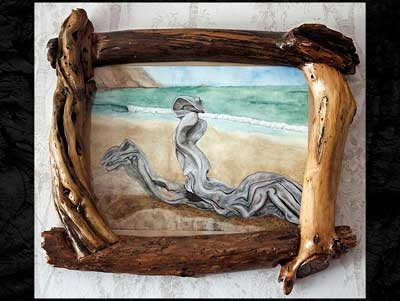 Рамка из дерева своими руками фото