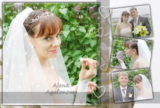 Создатель фотоизделий Алена Агафонова - Астрахань